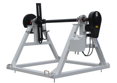 CRS-68/44 SINGLE-REEL STATIONARY REEL STANDS